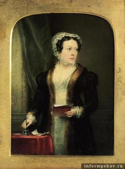 Кристина Робертсон. Автопортрет. Фото wikipedia.org