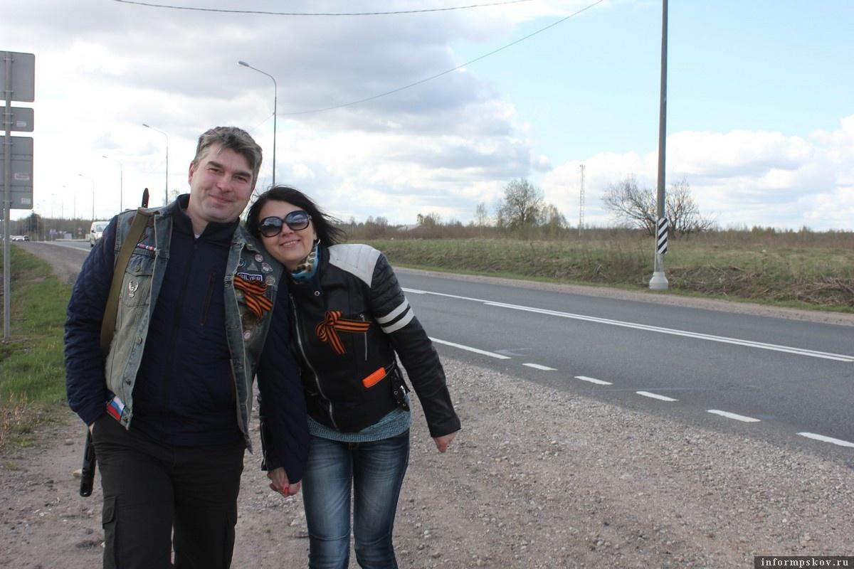 Организаторы патриотических мотопробегов. Фото из группы мотопробега в соцсети «ВКонтакте»