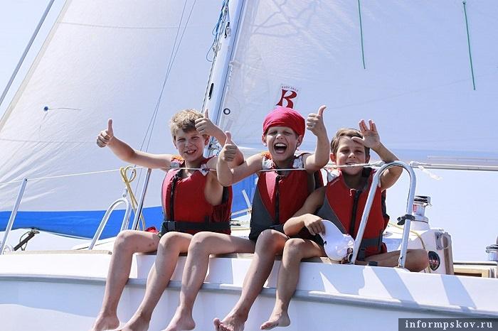 Фото детского лагеря «Храброе сердце» с сайта ecocamp.ru