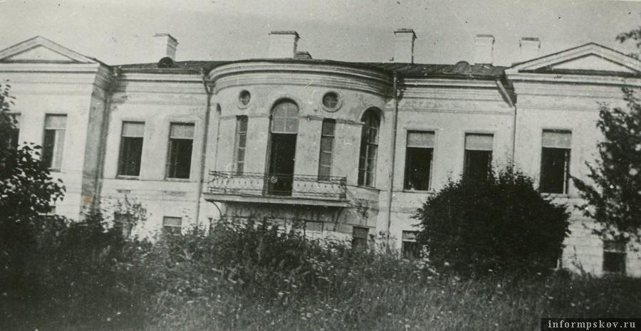 Усадебный дом Скобельцыных