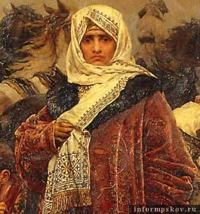 Марфа Борецкая (фото wikipedia.org)