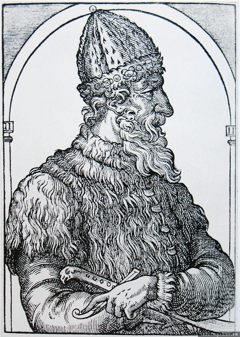 Иван III. Гравюра (фото wikipedia.org)