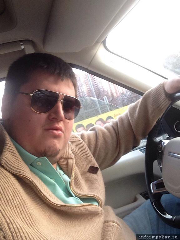 Юрий Гавунас (фото из соцсетей)