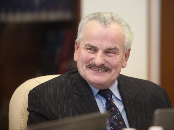 На фото: Николай Бурый