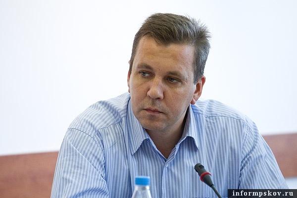 На фото: Роман Романов