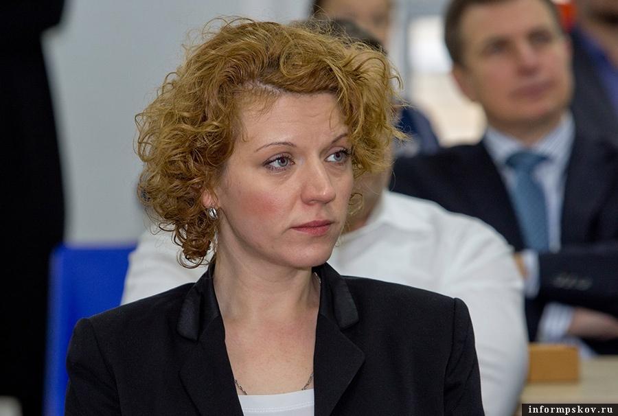 На фото: Наталья Трунова