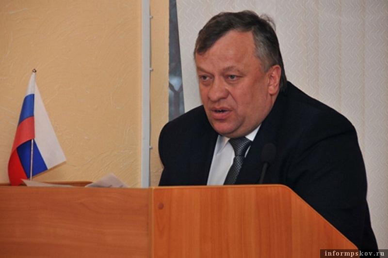 Павел Мищенков