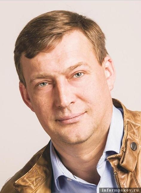 На фото: Сергей Колосов