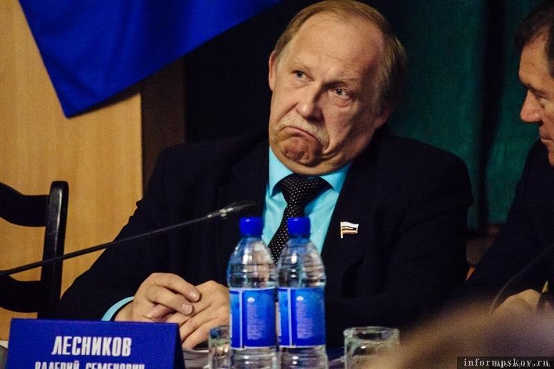 Валерий Лесников