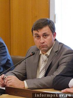 На фото: Андрей Карпов