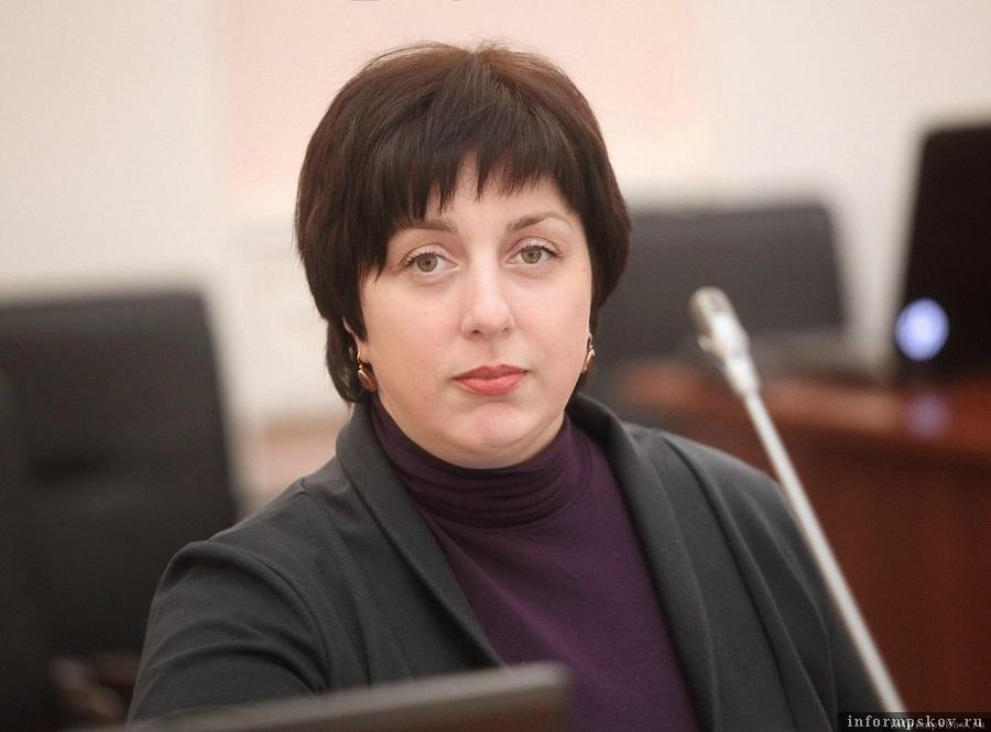 Марина Борисенкова