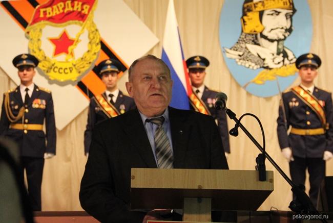 На фото: Владимир Воробьёв