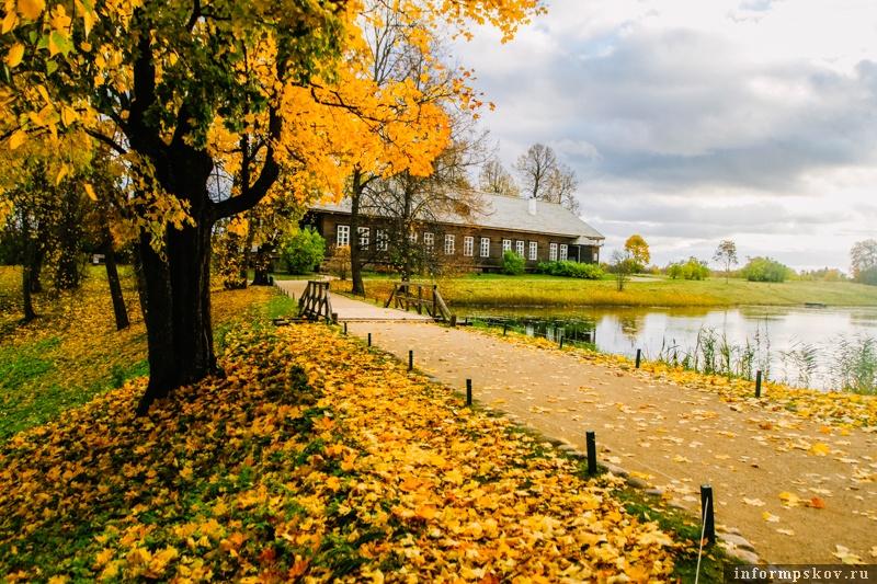 На осенних каникулах Пушкинский заповедник стал доступен и для московских школьников