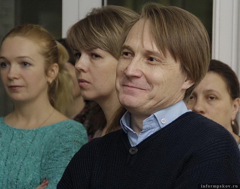 На фото: Игорь Шаймарданов