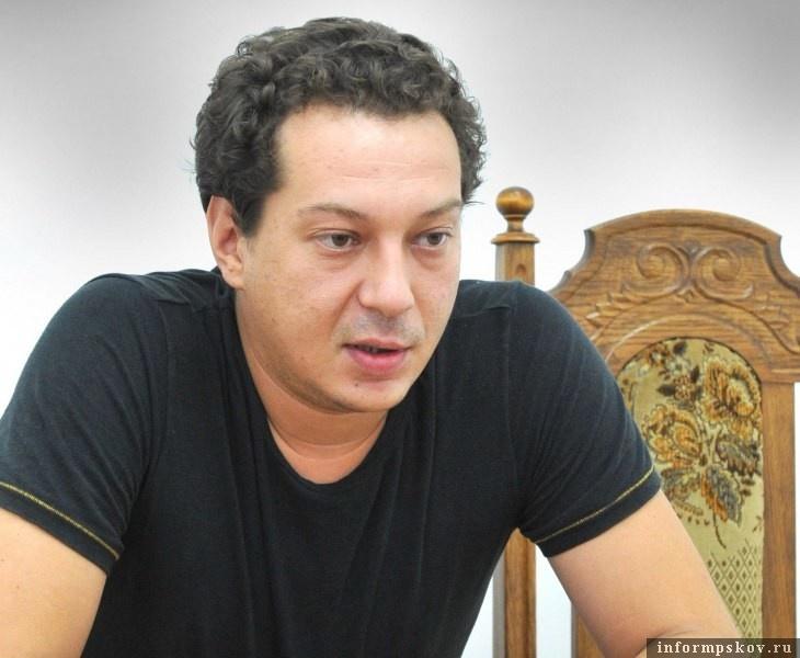 Даниил Безносов. Фото из аккаунта Краснодарского молодёжного театра в соцсети «Одноклассники»