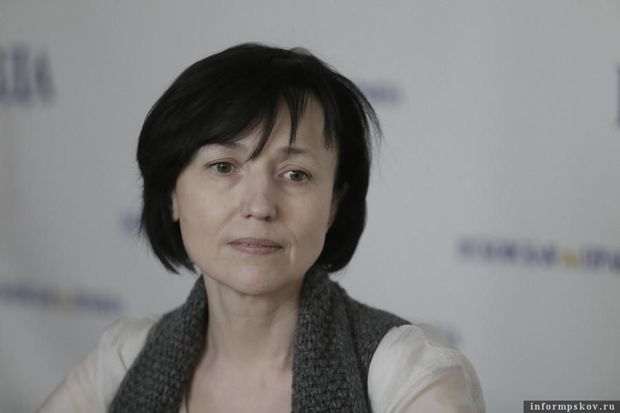 Юлия Белобородова