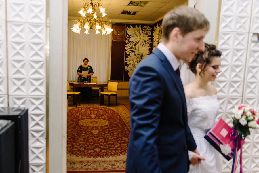 Новобрачным советуют всё же позвать на церемонию родителей