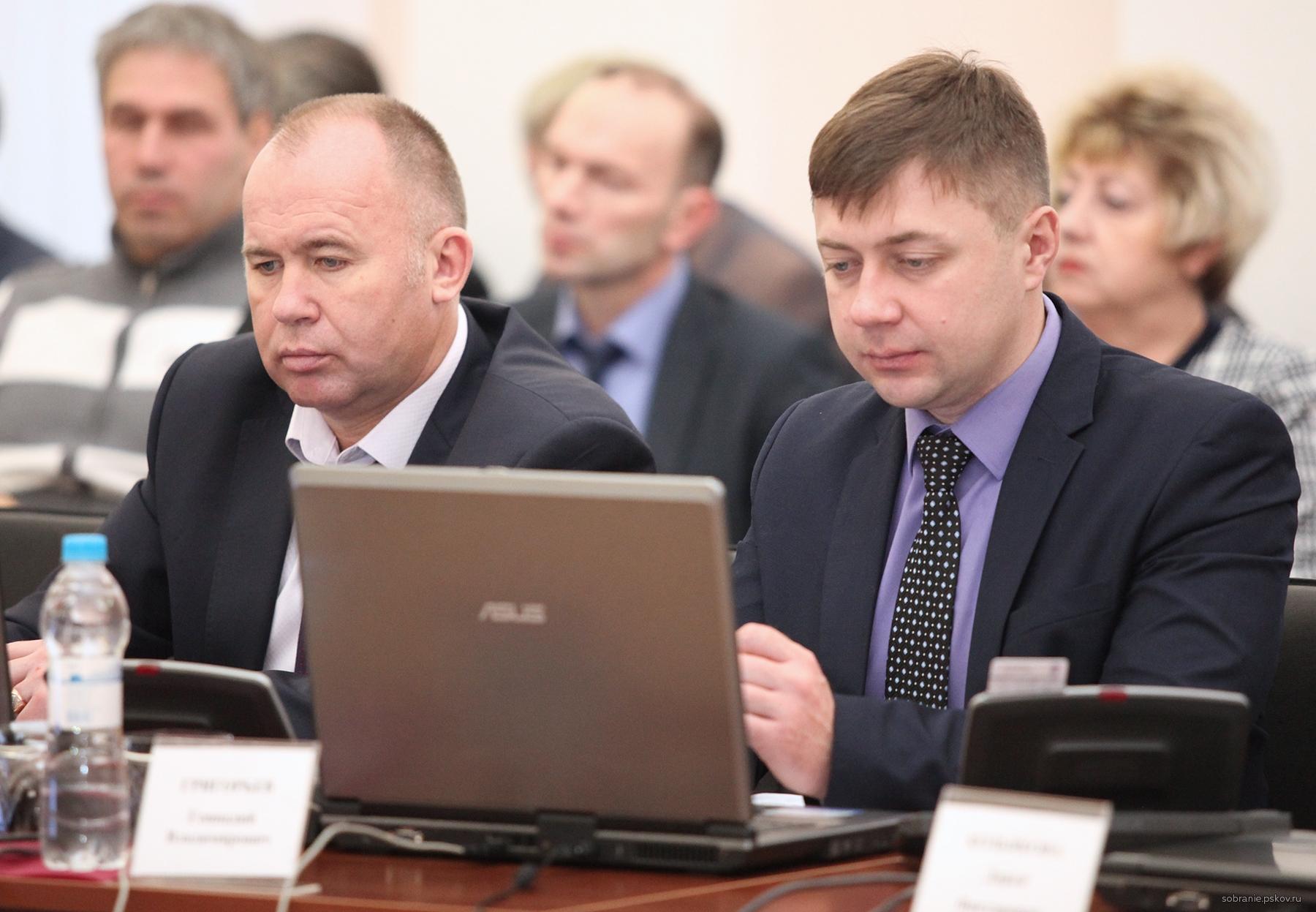 Геннадий Григорьев выступил в защиту порховичей