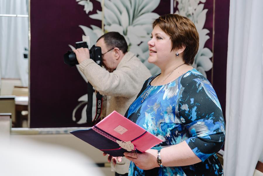 Свадебные церемонии Елена Гондович проводит уже 10 лет