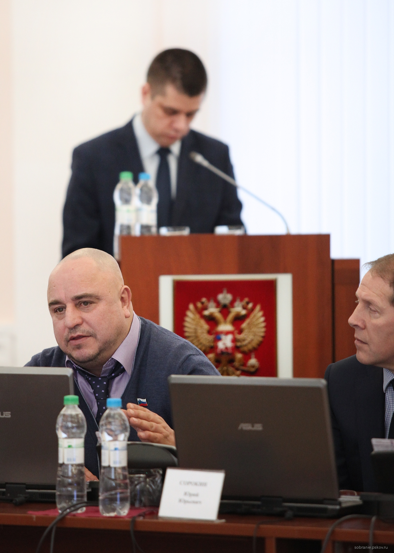 Алексей Севастьянов поднял вопрос о стихийных свалках