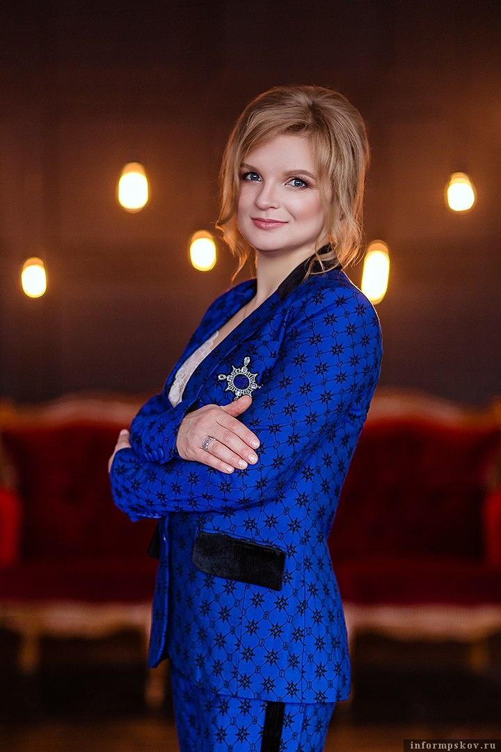"""На фото: Дарина Хмелёва (Фото из соцсети """"ВКонтакте"""" со страницы пользователя)"""