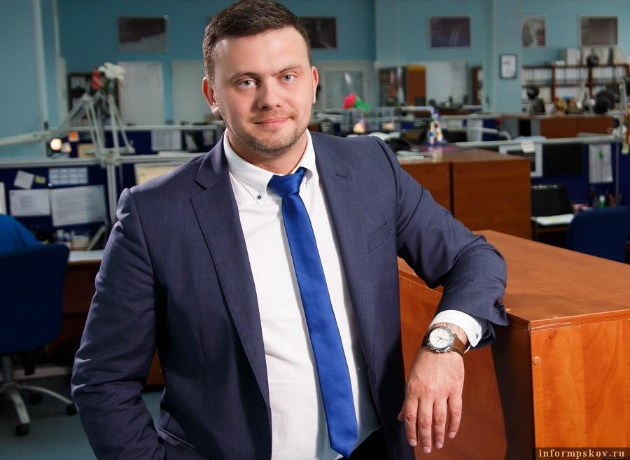 Максим Замахин
