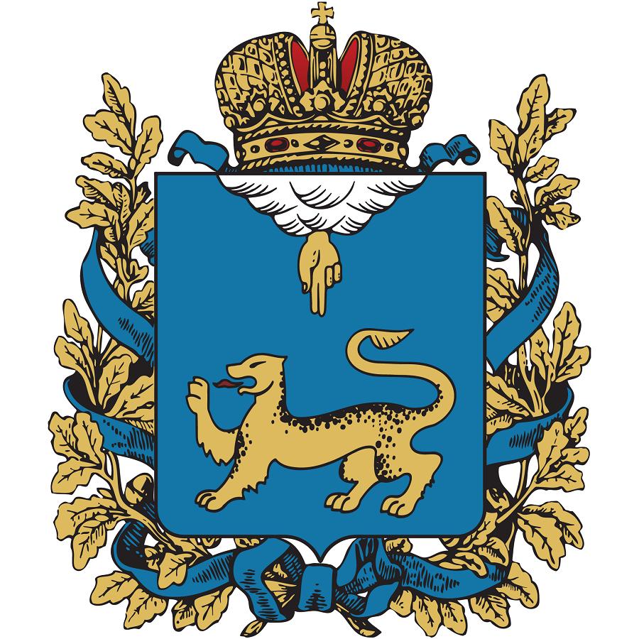 Герб Псковской области.