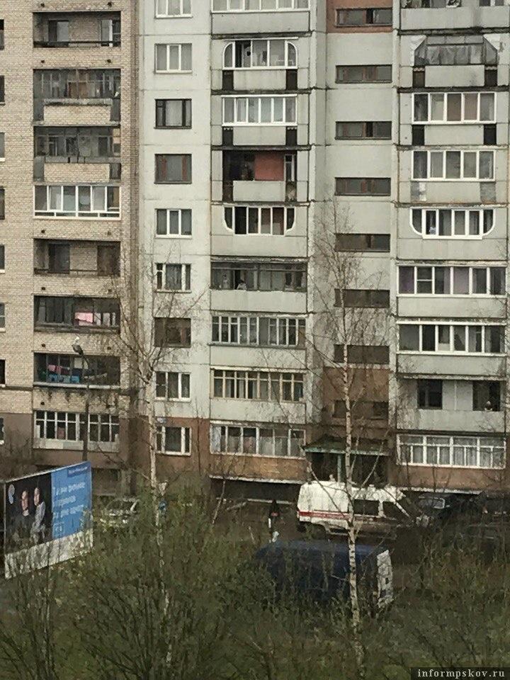 Фото из группы «Жесть по-псковски» соцсети «ВКонтакте»