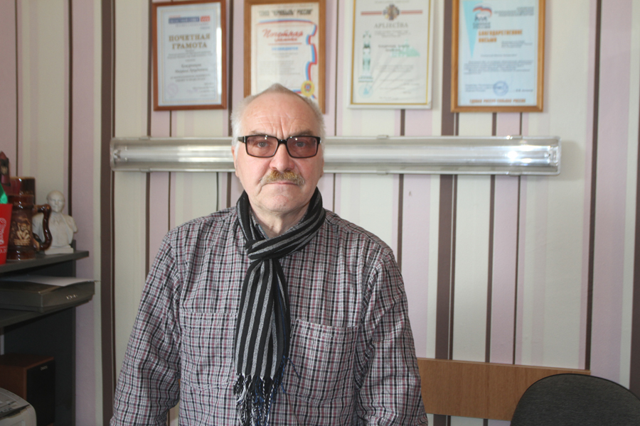 Михаил Кошурников