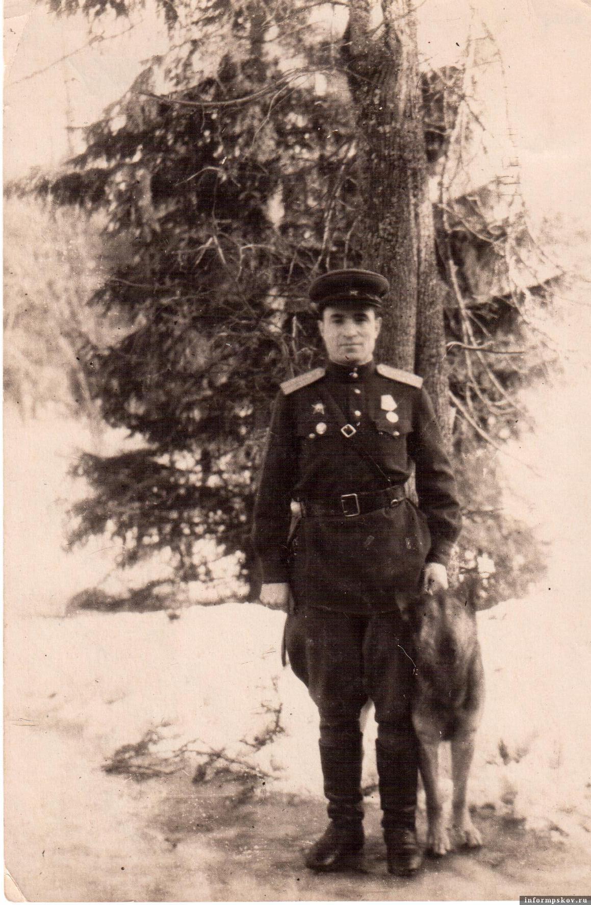 Лейтенант Байчаров