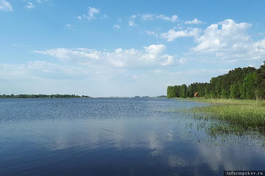Залив Ляммиярв