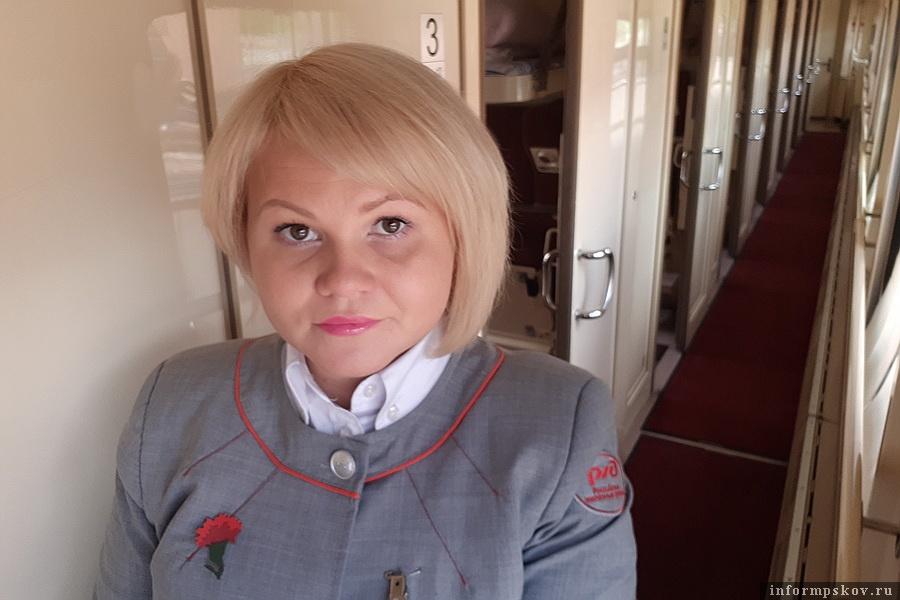 Фото из личного архива Олеси Васичевой