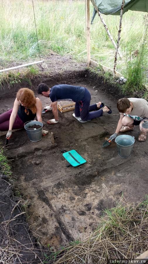 Фото: Археологический центр Псковской области