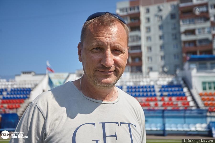 Юрий Баскаков. Тренер команды ДЮСШ «Стрела» 2002-2003 годов рождения