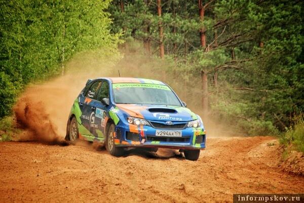 Фото Rally Pskov