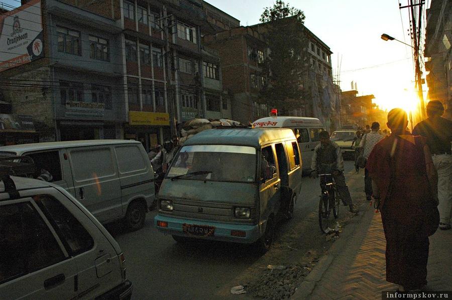 Катманду (Фото: Wonderlane - Flickr)