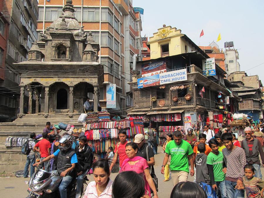 Катманду (Фото: Wikimedia Commons)