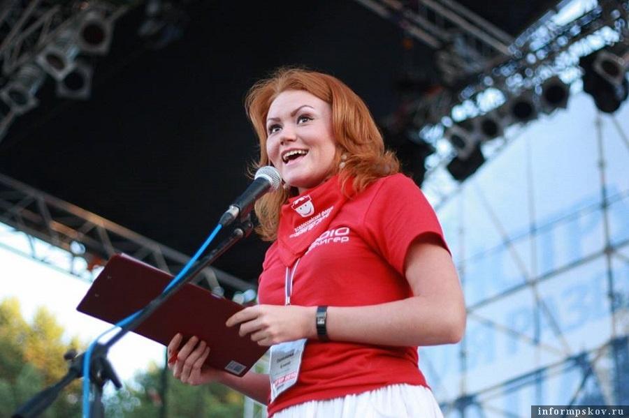 Елена Пенькова