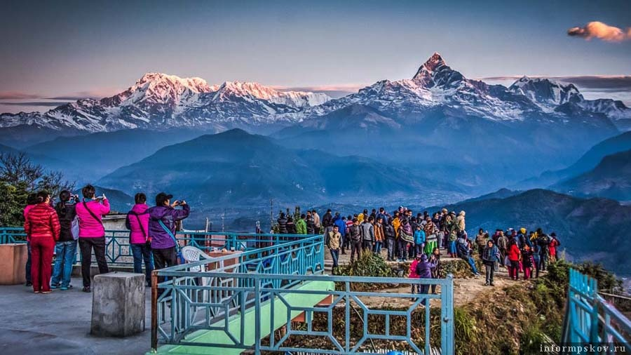 Покхара, Непал (Фото: www.vardanresort.com)