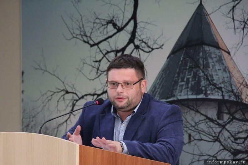 Сергей Макарченко