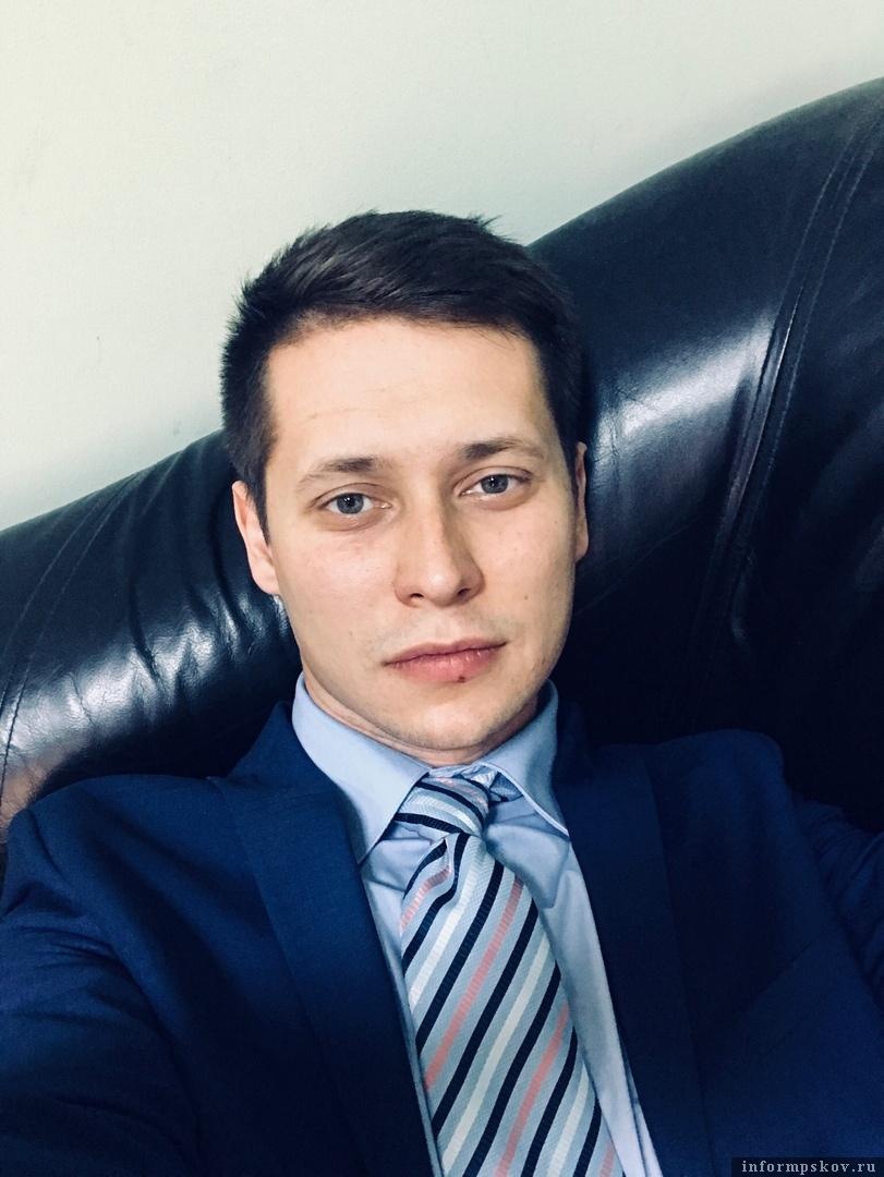 На фото: Артём Васильев