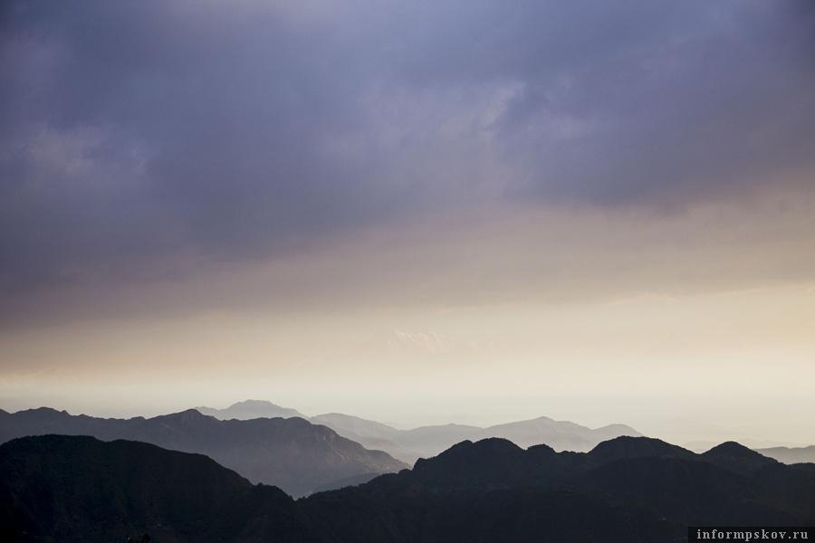 Гималаи на горизонте