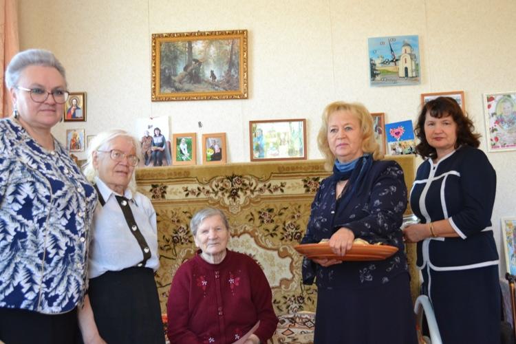 День пожилого человека в интернате интернат для пожилых волгоградская область