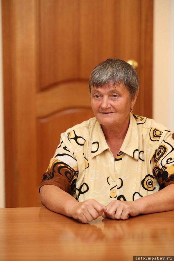 Валентина Шарыгина