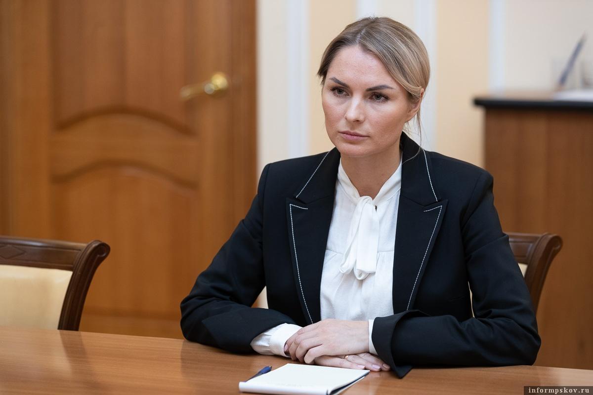 На фото: Мария Бирюкова