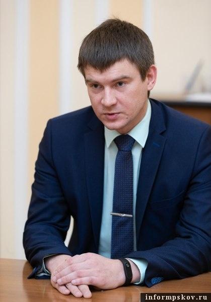 На фото: Денис Матвеев