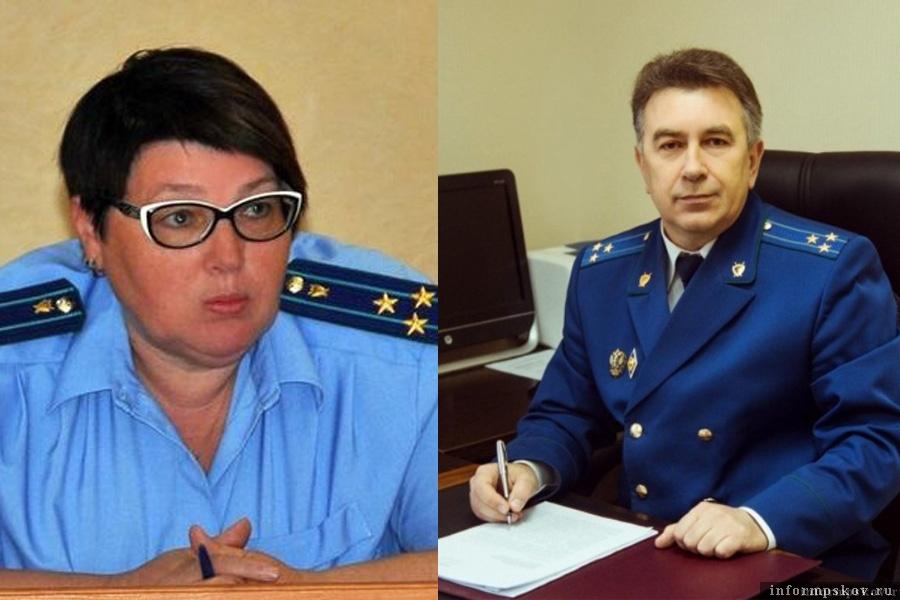На фото: Эльмира Канаева и Виктор Тепляков