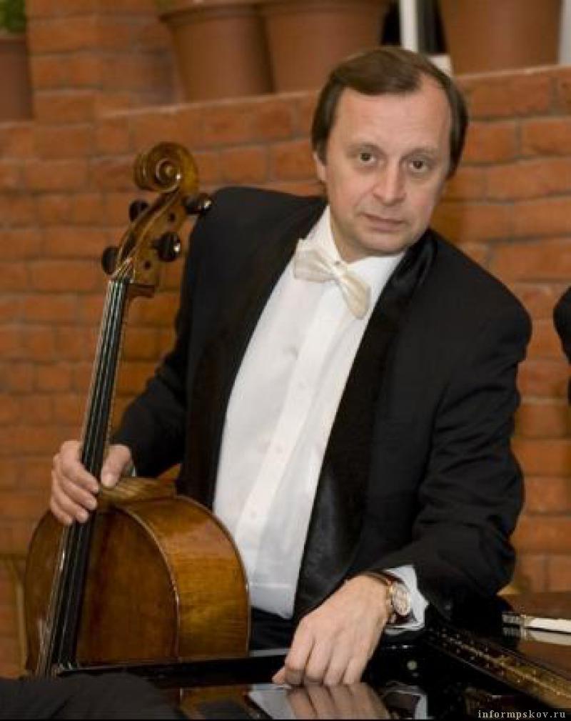 Олег Сендецкий