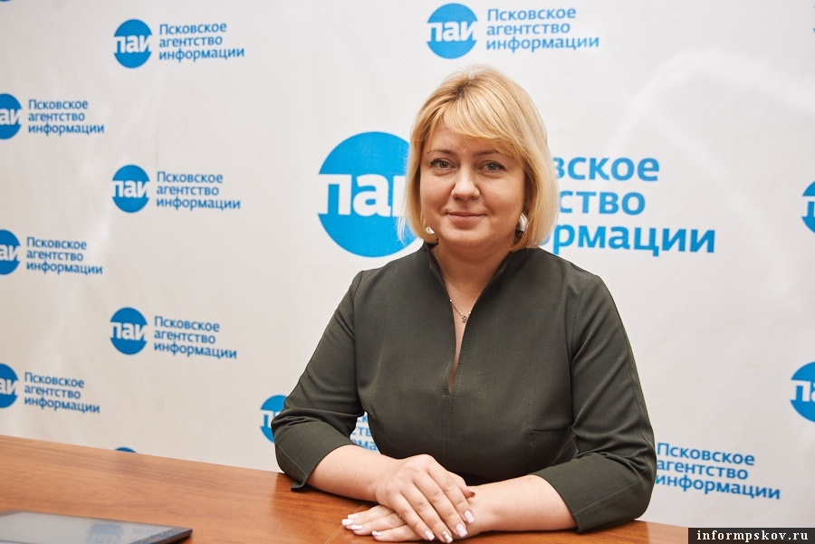 На фото: Татьяна Пустошкина