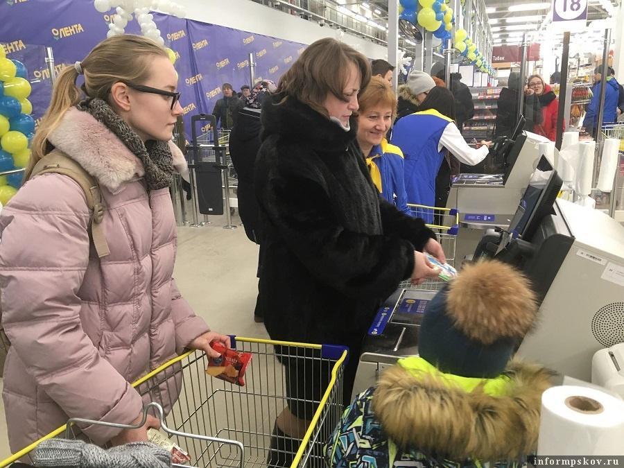 сказать, фото с открытия супермаркета лента в новосибирске присматриваться как